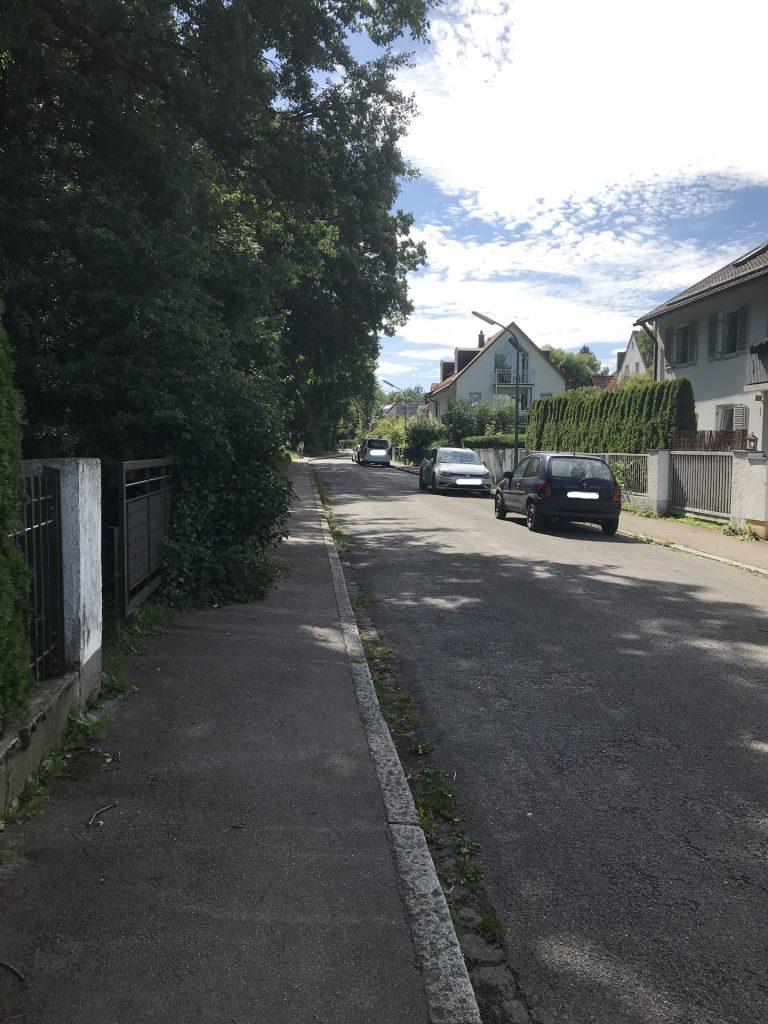 Holzhausener Straße