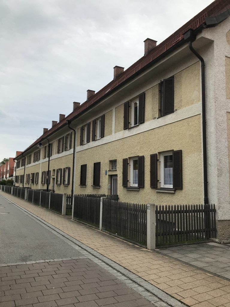Kriegersiedlung
