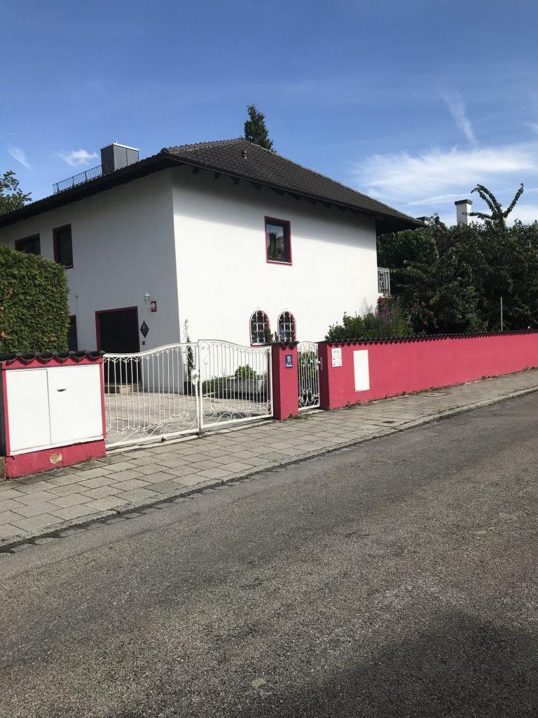 Pilsenseestraße