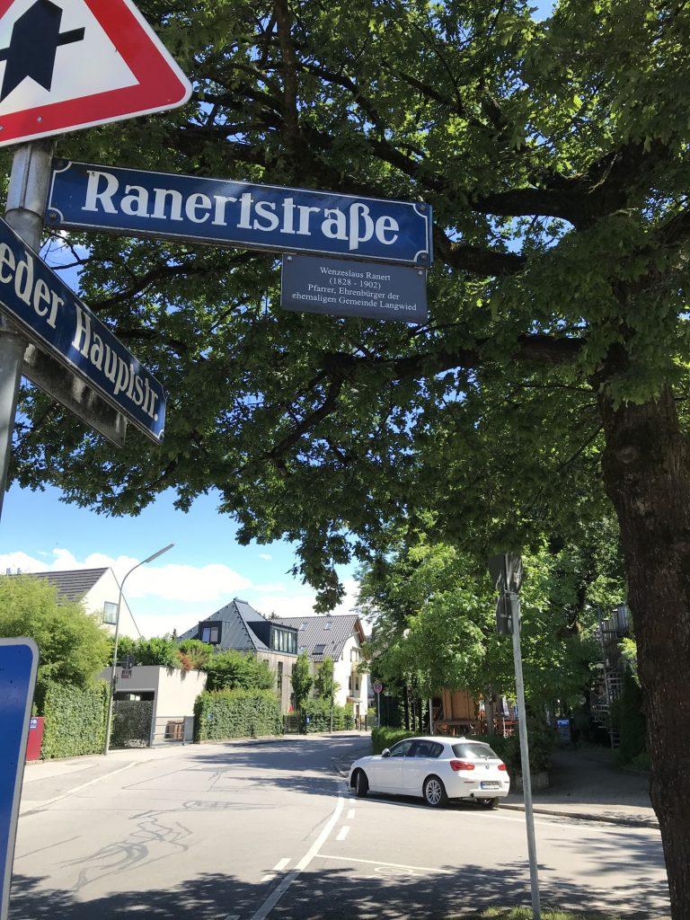 Ranertstraße