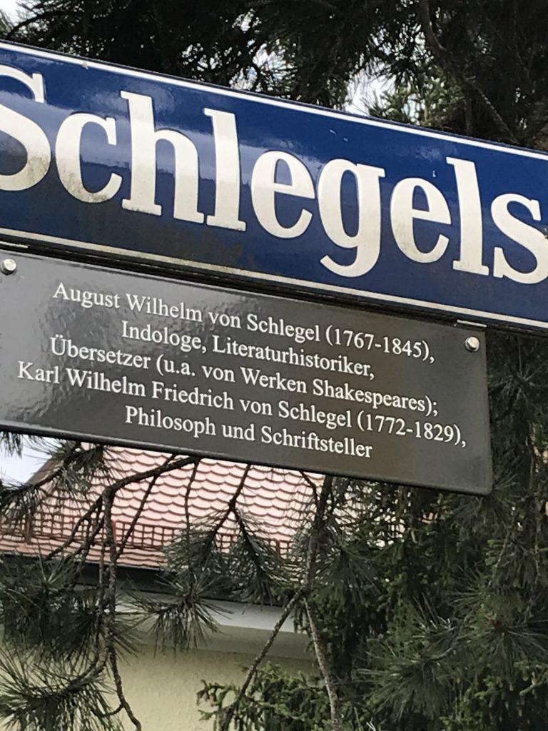 Schlegelstraße