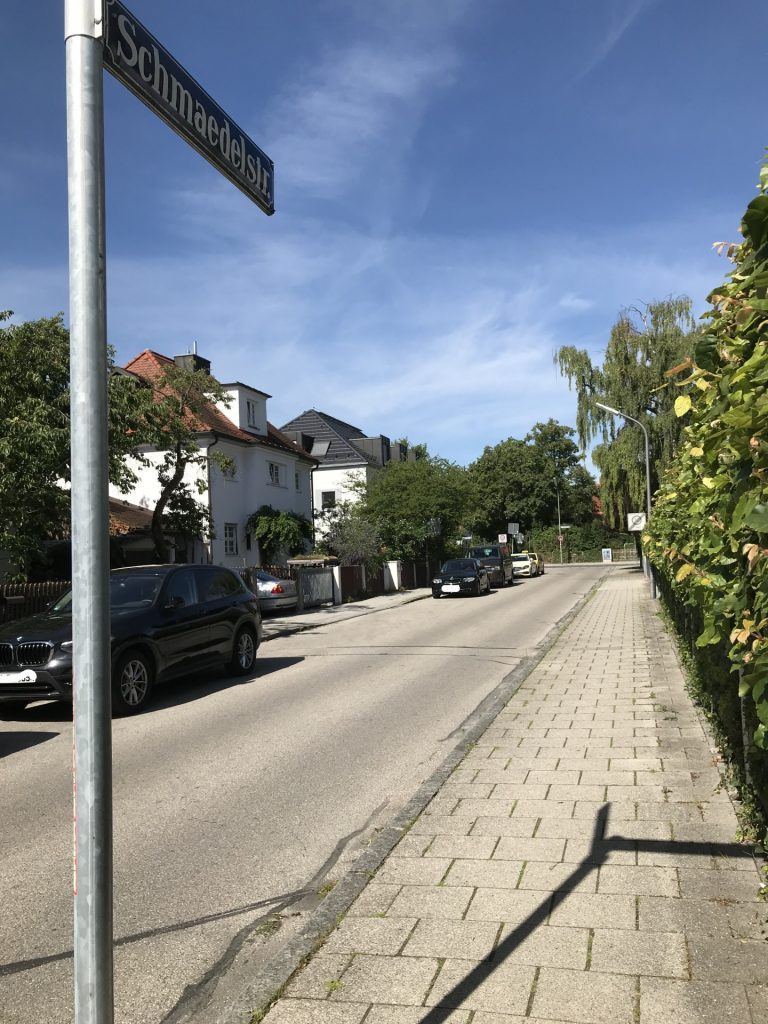 Schmaedelstraße