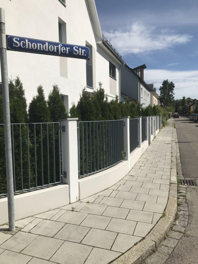 Schondorfer Straße