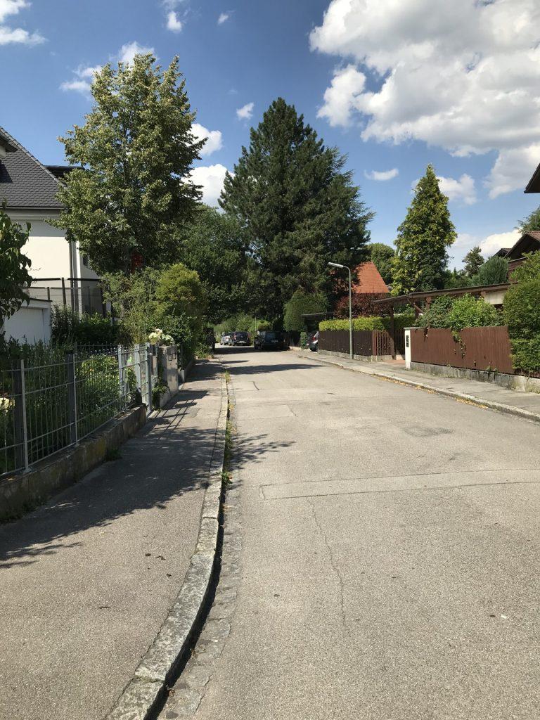 Silberblattstraße