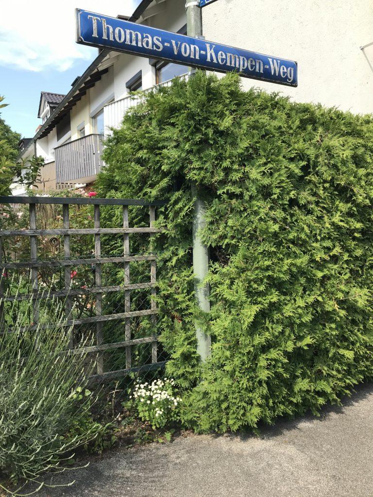 Thomas-von-Kempen-Weg