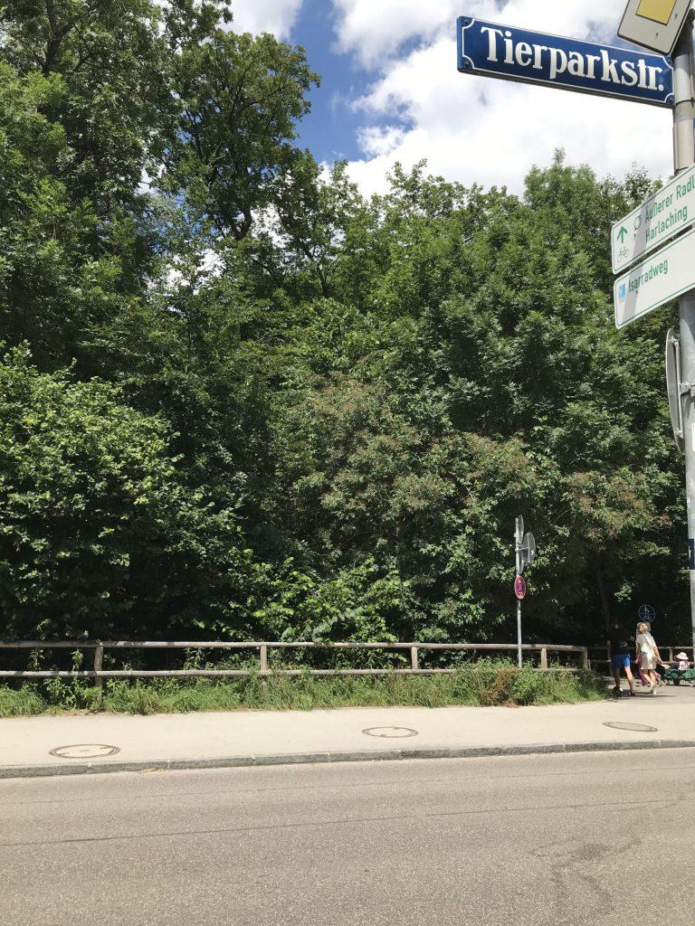 Tierparkstraße