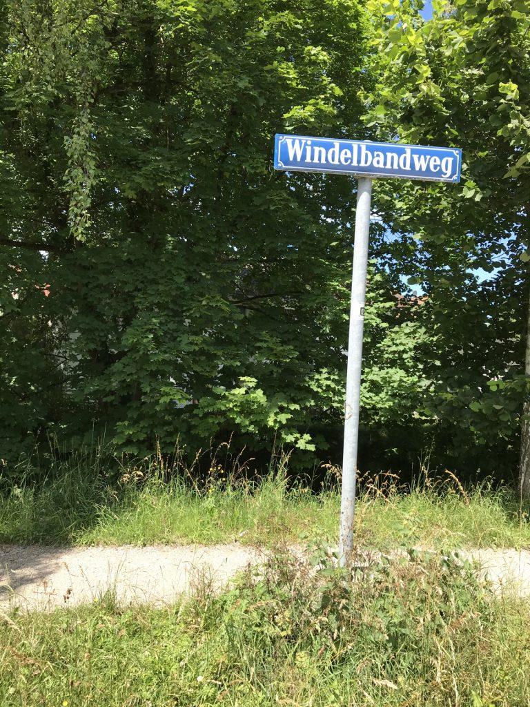 Windelbandweg