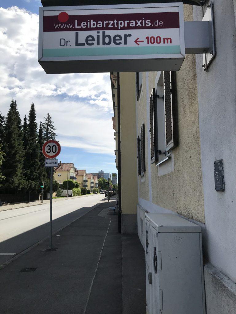 Mendelssohnstraße