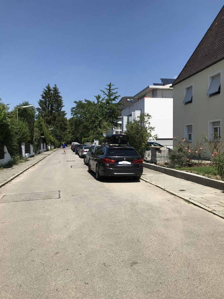 Netzegaustraße