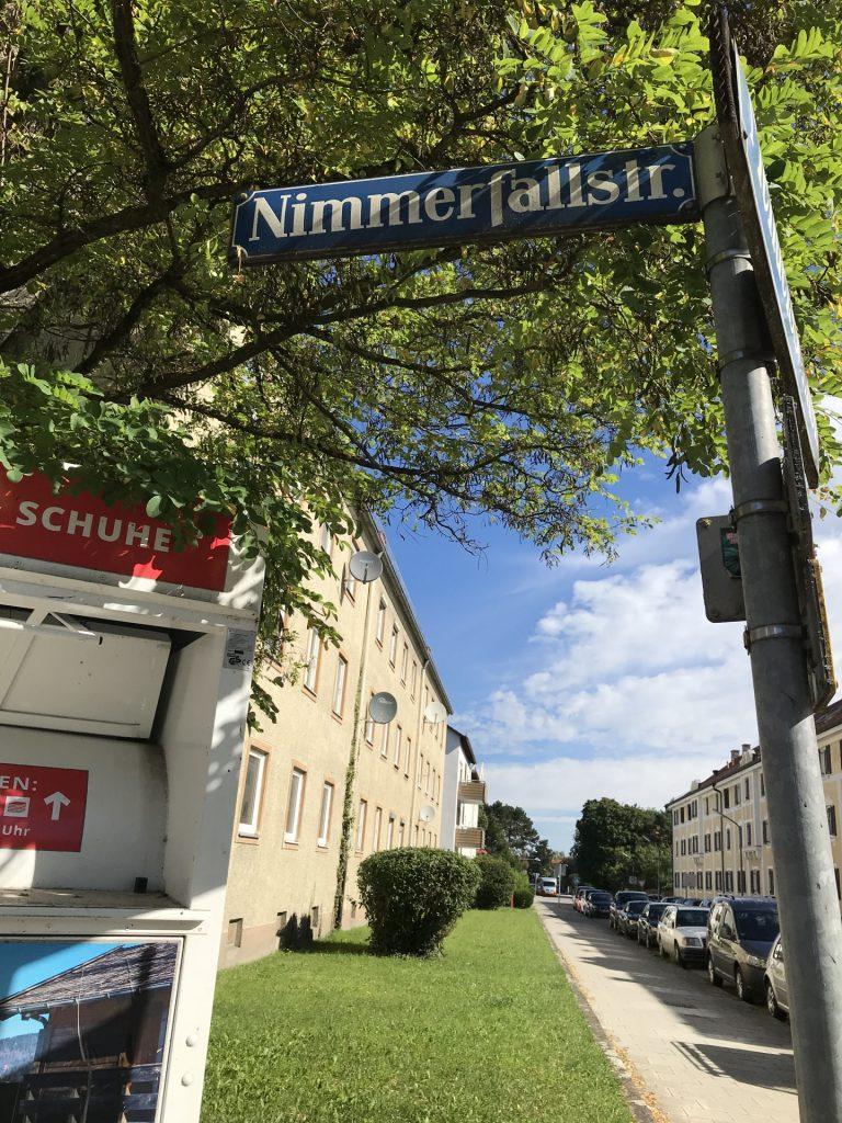 Nimmerfallstraße