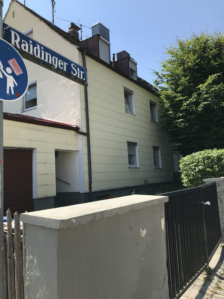 Raidinger Straße