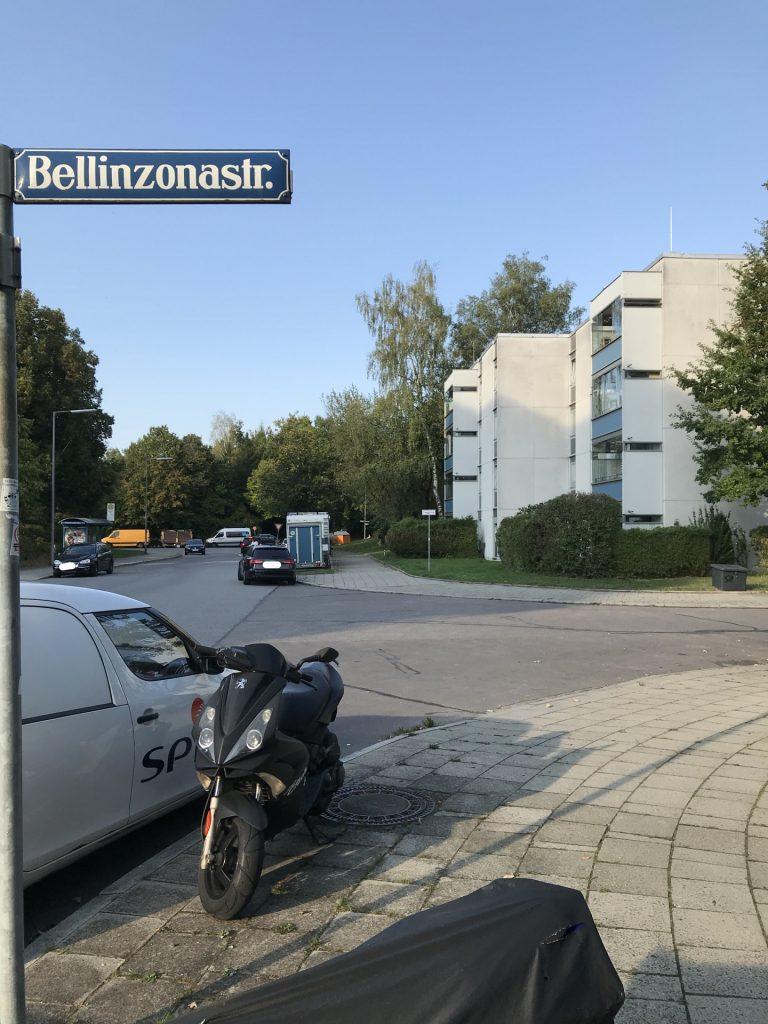 Bellinzonastraße