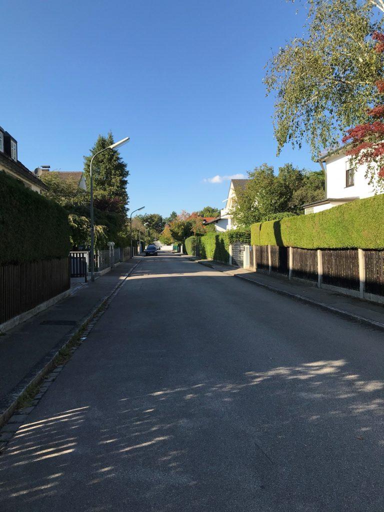 Chrysanthemenstraße