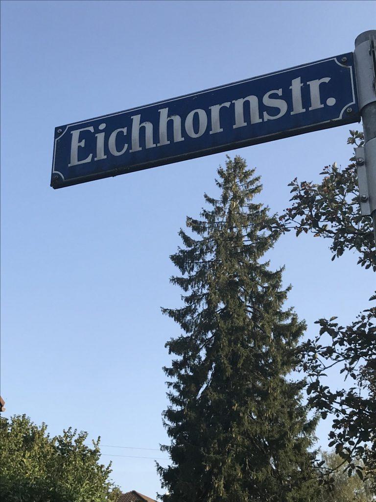 Eichhornstraße