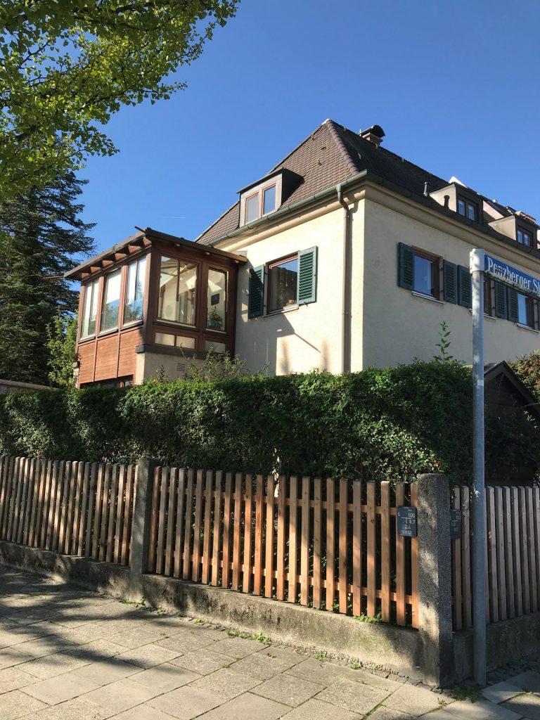 Penzberger Straße