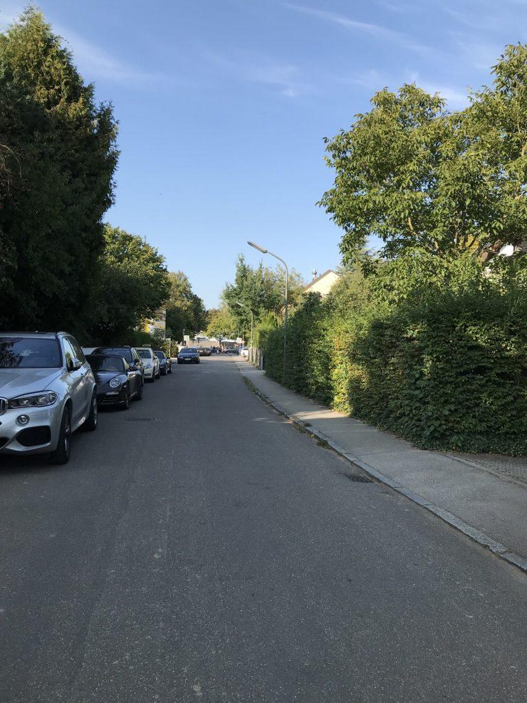 Sörgelstraße