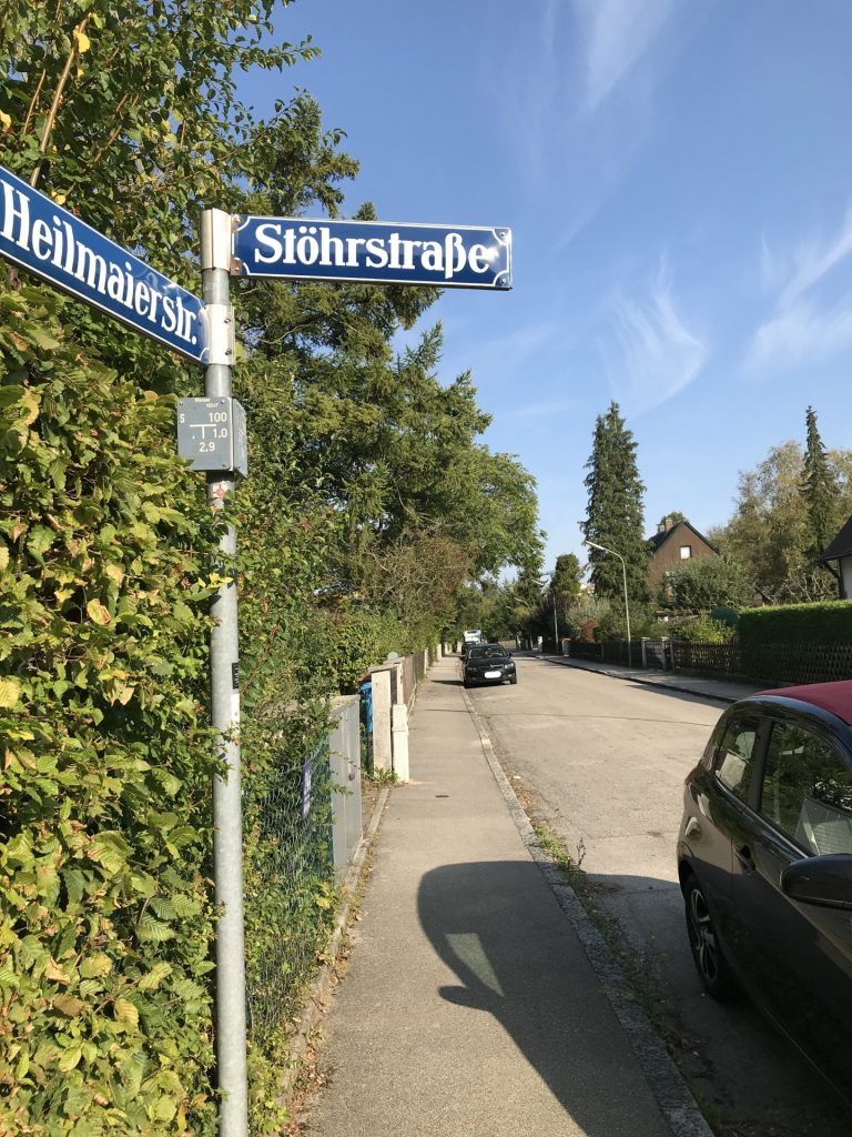 Stöhrstraße