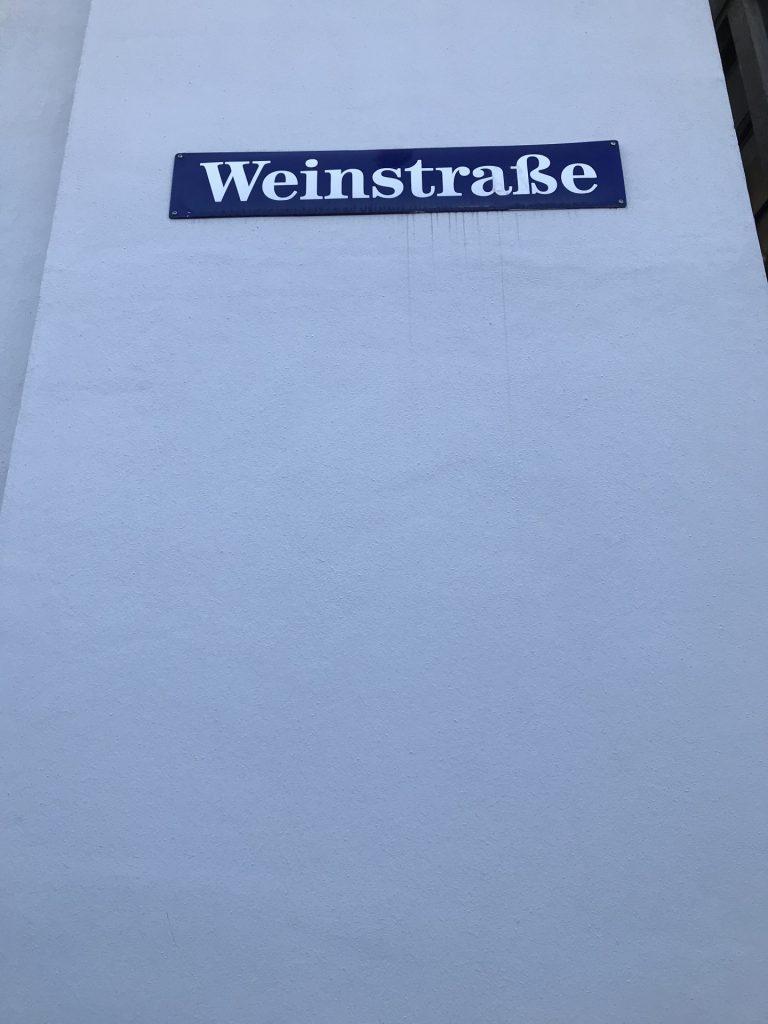 Weinstraße