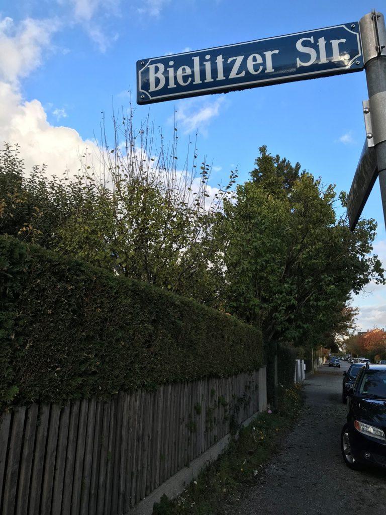Bielitzer Straße