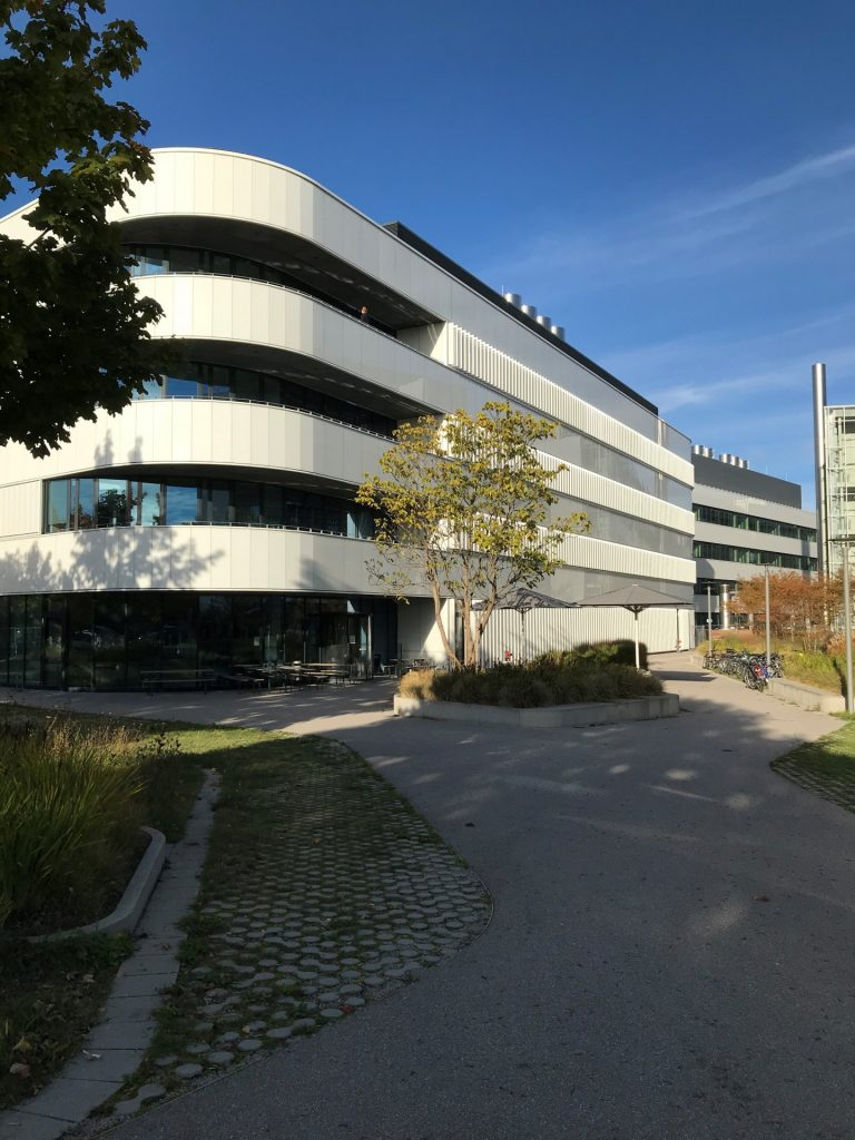 Butenandtstraße