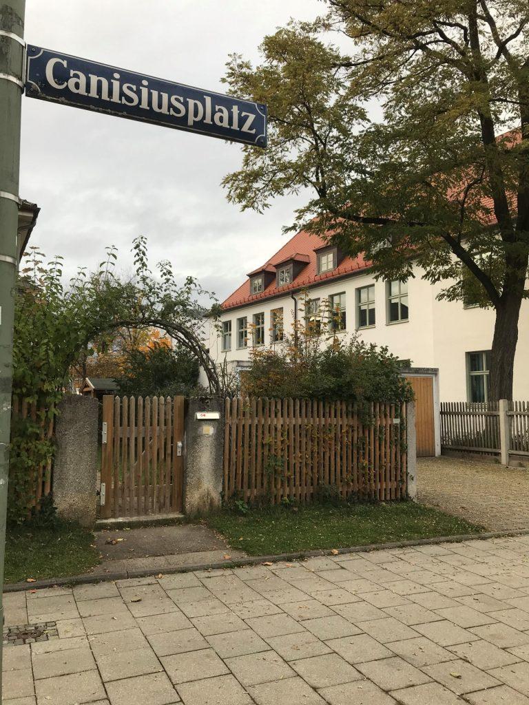 Canisiusplatz