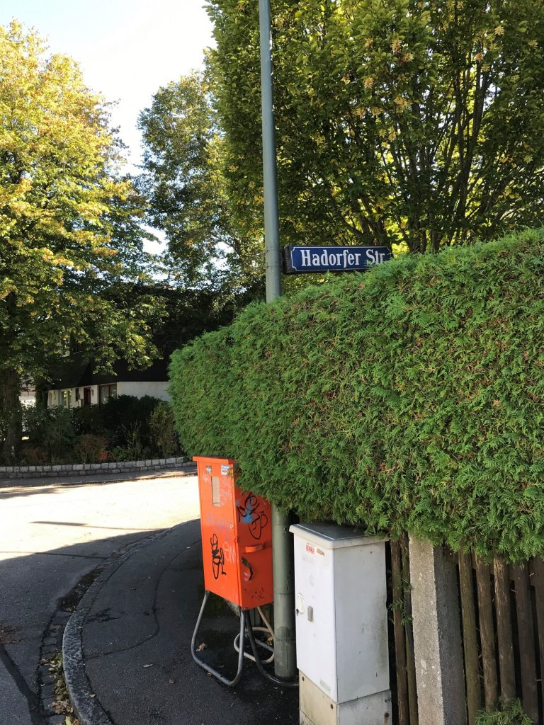 Hadorfer Straße