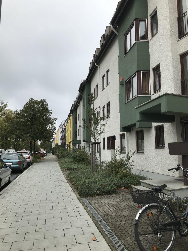 Krüner Straße